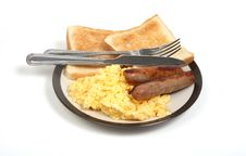 Free Breakfast Stock Images - 9705514