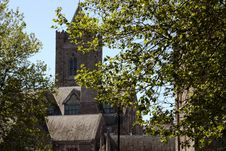 Free Dublin Cathedral Royalty Free Stock Photos - 9706348