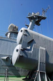 Free Missile Boat Tarantul Stock Images - 9706354