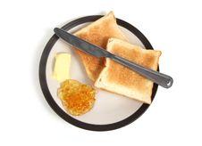 Free Breakfast Royalty Free Stock Photography - 9707217