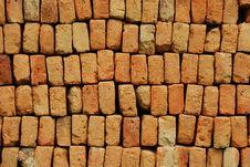 Free Heap Of Bricks Royalty Free Stock Image - 9708376