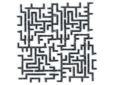 Free Maze Stock Photos - 9708573