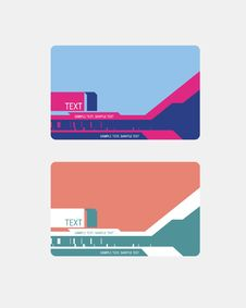 Free Design Graphic Card Stock Images - 9708584