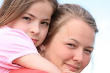 Free Sisters Royalty Free Stock Images - 9708609