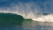 Free Strong Waves Stock Image - 9709141
