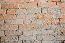 Free Red Brickwork Royalty Free Stock Photos - 9709278