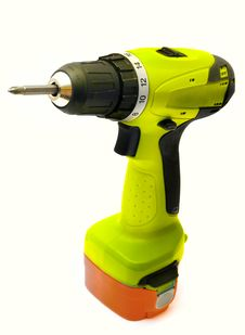 Free Screwdriver Isolated Stock Photos - 9709493