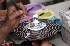 Free Arab Pottery Stock Photos - 9709533