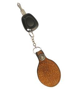 Free Key And Keyring Stock Image - 9709571