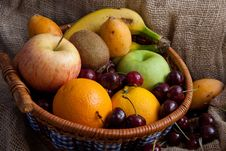 Free Fruits Royalty Free Stock Photo - 9709585