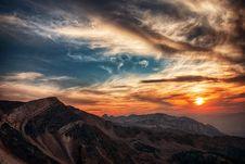 Free Sky, Cloud, Mountainous Landforms, Mountain Royalty Free Stock Photography - 97094787