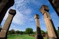 Free Ancient Column Royalty Free Stock Image - 9713396