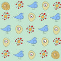 Free Decorative Pattern Vector Stock Images - 9715764