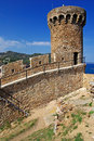 Free Fortress Tower. Stock Photography - 9717522