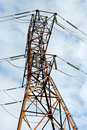 Free Electrical Tower Royalty Free Stock Photo - 9718025