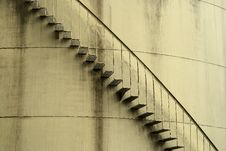 Free Stairs Royalty Free Stock Photos - 9710968