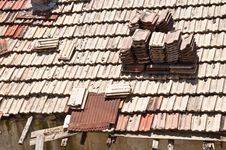 Free Roof Royalty Free Stock Photo - 9711685