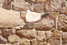 Free Stone Wall Stock Images - 9711774