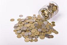 Saving Money Royalty Free Stock Photography