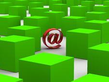 Free E-mail Stock Image - 9712821