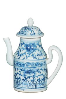 Free Chinese Porcelain Royalty Free Stock Image - 9713136