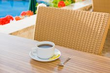 Free Cup Of Coffee Royalty Free Stock Photography - 9713297