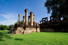 Free Ancient Column Stock Photo - 9713300