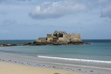 Free Fort In Saint Malo Stock Photo - 9713710