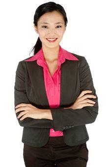 Free Businesswoman Royalty Free Stock Photo - 9714395