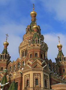 Free Orthodox Church Royalty Free Stock Photo - 9714535