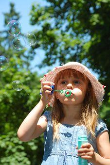 Free Bubble Wand Stock Photography - 9714812