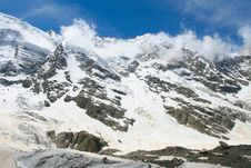 Caucasus Mountain Royalty Free Stock Image
