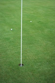 Free Golfing Stock Photography - 9715642