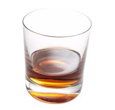 Free Glass Of Whiskey Stock Image - 9716051