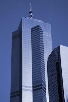 Free Urban Office Building, Hong Kong, China Stock Photos - 9716443