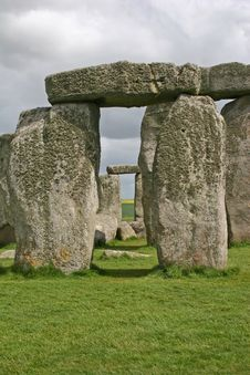 Free Stonehenge Stock Photography - 9716572