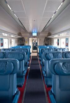 Free Fast Train Royalty Free Stock Image - 9716596