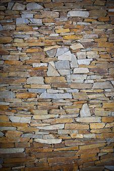Free Stone Wall Royalty Free Stock Photo - 9717155
