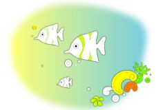 Free Fish Royalty Free Stock Photos - 9717738