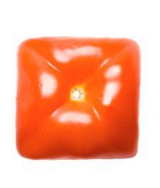 Free Square Tomato Royalty Free Stock Photo - 9717825