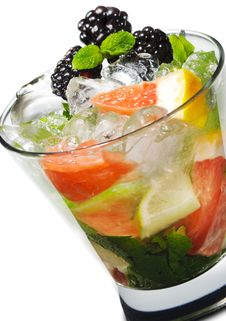 Free Cocktail - Mojito Stock Photo - 9719310