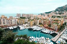 Free Port Monaco Stock Photography - 97145702