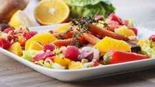 Free Fruit Salad Royalty Free Stock Images - 97145879