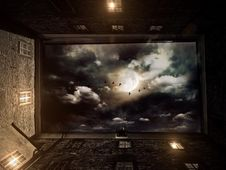 Free Sky, Darkness, Atmosphere, Cloud Royalty Free Stock Images - 97152799