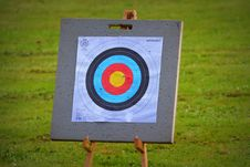 Free Target Archery, Archery, Recreation, Grass Royalty Free Stock Image - 97165806