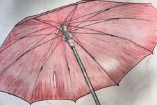 Free Umbrella, Pink, Fashion Accessory Royalty Free Stock Images - 97169259