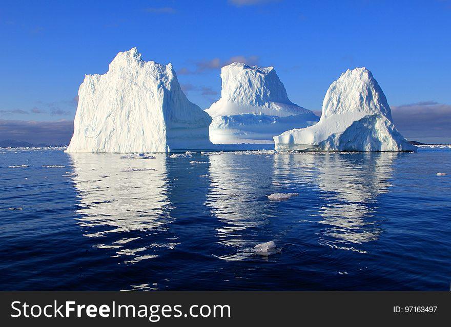 Iceberg, Arctic Ocean, Sea Ice, Arctic