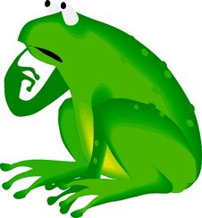 Free Green, Amphibian, Tree Frog, Toad Stock Images - 97175834