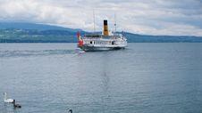 Free CGN Simplon Ship-Geneva-Yvoire Stock Image - 97187151