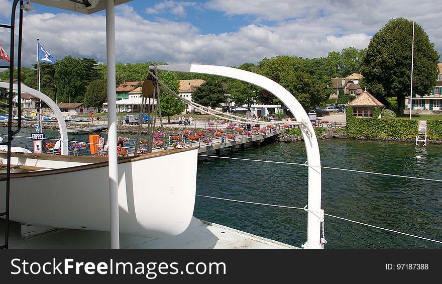 CGN Simplon Ship-Geneva-Yvoire
